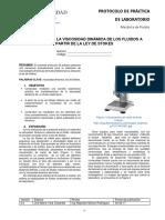 Lab01 - Viscosidad Dinamica Ley de Stokes v 3.0