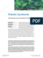 Robotic Symbionts