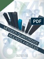 Metodos Quantitativos Aplicados a Negocios