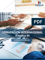 Tributacion Internacional Electiva III Comp2018