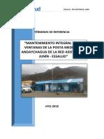2. Tdr Ventanas Andaychagua Revisado