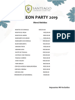 Neon Party 2019