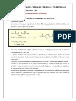 Resolucion Del 2do Examen de Petroquimica