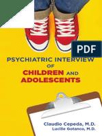 Cepeda - Psychiatric Interview