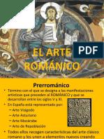 Arte Románico Alumnos