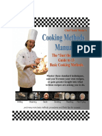 Cooking Methods Manual