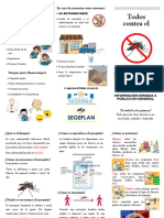Trifoliar Dengue 2019