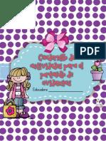 libro de actividades para preescolar