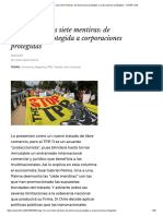 TPP11 Y SUS MENTIRAS