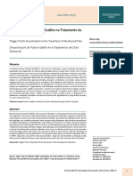 Desativação de Pontos-Gatilho no Tratamento da Dor Miofascial