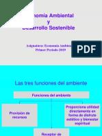 2. Economía Ambiental y Desarrollo Sostenible
