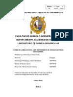 Informe Nº 7 - Química Orgánica II PDF