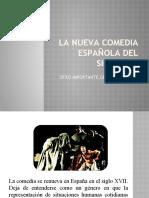 LA NUEVA COMEDIA ESPAÑOLA DEL SIGLO XVII