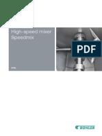 DFML High-speed Mixer