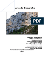 Glosario Geografico