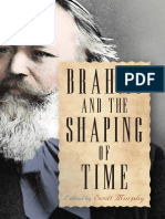 (Eastman Studies in Music) Scott Murphy (Editor) - Brahms and the Shaping of Time-University of Rochester Press (2018)