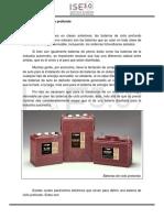 Módulo 2. Clase 6 - Batería de Ciclo Profundo