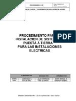 1. Procedimientos de Instalacion de Spat