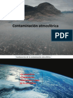 Clase 1 contaminación atmosférica