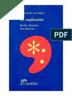 Zamudio y Atorresi - La Explicación