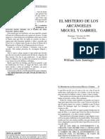 2003-01-05 El Misterio de Los Arcangeles Miguel y Gabriel