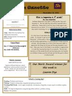 11 12 Newsletter