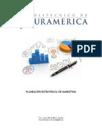 Planeacion Estrategica de Marketing