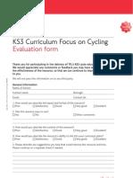 SCI 6 Evaluation