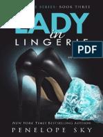 Lingerie series 3. Dama en lencería - Penelope Sky.pdf