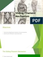 m5 sliding filament mechanism