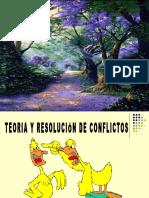 Teoria l Conflicto Idea 01 Replica
