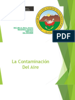 2.- Contaminación del Aire.pptx
