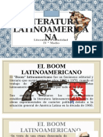 El Boom Latinoamericano_ 2º Medio