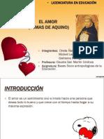 Presentación Amor