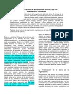 Documento Organizaciones (Traducción)