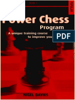 Nigel Davies - The Power Chess Program (Book 1)