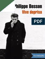 Vive deprisa - Philippe Besson.pdf