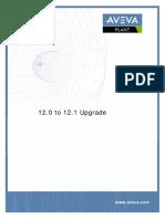 Manual Upgrade PDMS 12.0 para 12.1
