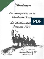Hombourger, F. - Los anarquistas en la Revolución Rusa. La Makhnovtchina, Ucrania 1919.pdf