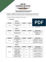 KirkPatrick - Formulario de Llenado Para Programa de Lubricacion de Cables Kirkpatrick