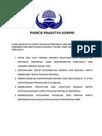 Panca Prasetya Korpri