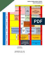 Jadwal Pelajaran Tematik Kls 6 c Smstr 1