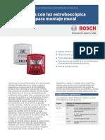 Strobo Bosch