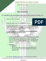 Invitacion Torneo Fenix e.d 2019