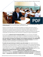 Treinta y tres meses de desprecio hacia la educación pública _ Por Alberto Sileoni, Educación, Cambiemos, Macri Presidente.pdf