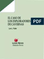 Caso de Los Exploradores de Las Cavernas