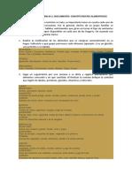 Actividad 1 - Evidencia 2 - Documento-Constituyentes Alimenticios