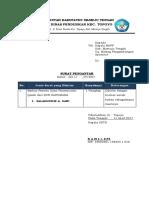 Surat Pengantar Ujian PI