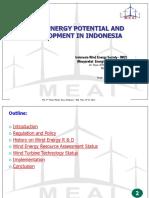 Wind Energyn
