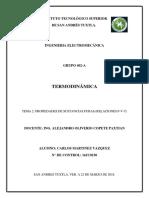Unidad 2 (Investigación).Docx Termodinamica